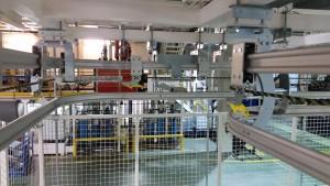 Transportador a cuerda Benteler